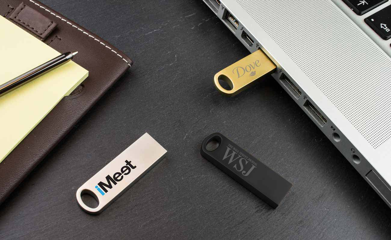 Focus - Custom USB Drives
