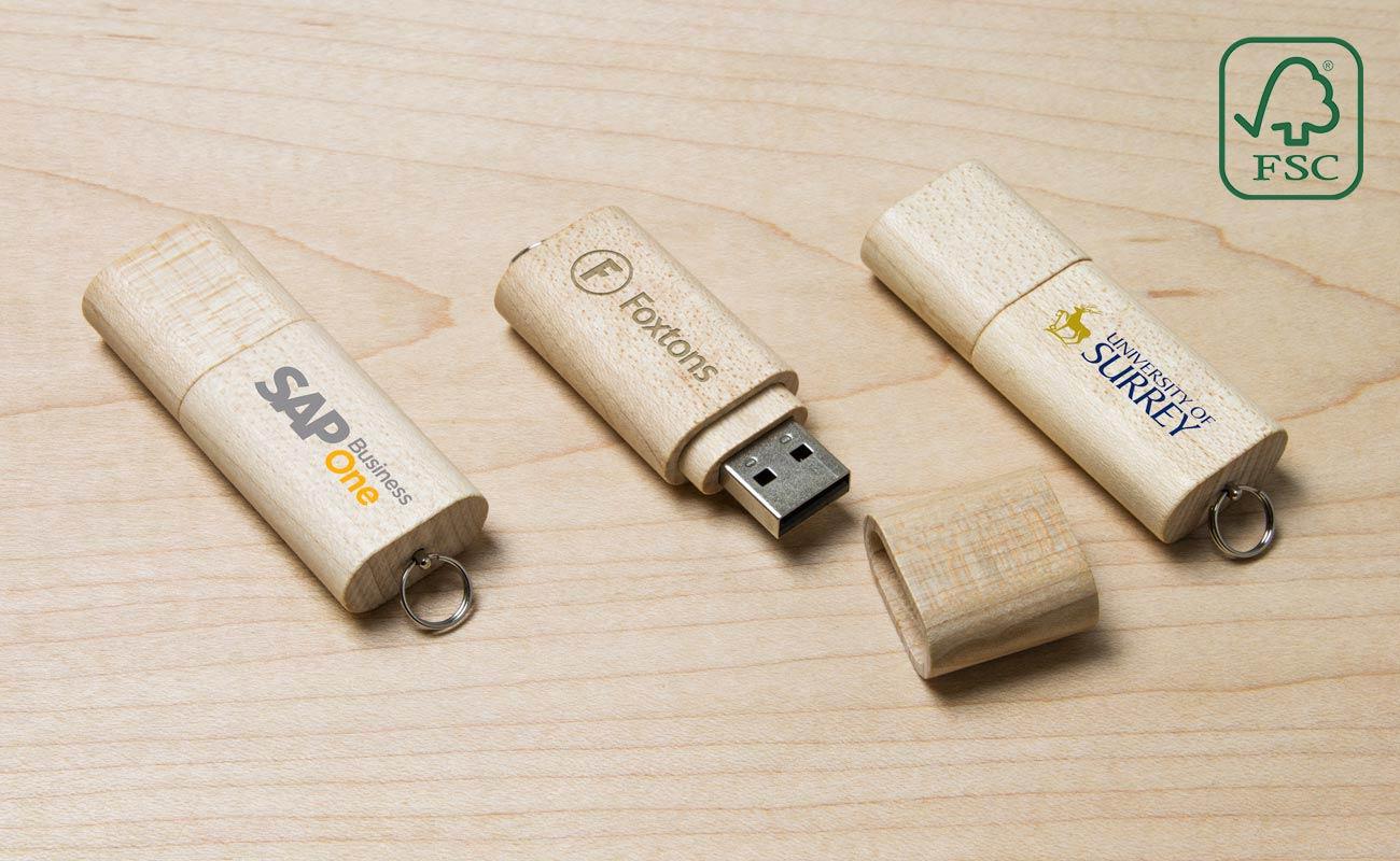 Nature - Custom USB Drives