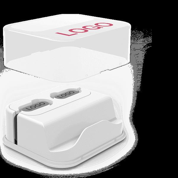 Peak Bluetooth® - Custom Wireless Earbuds