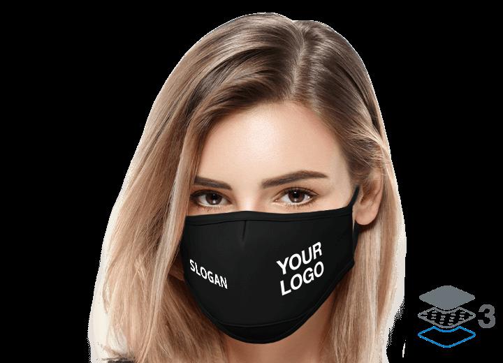 Sky - Custom Face Mask