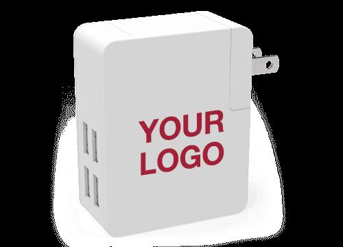 Latitude - USB Wall Charger Wholesale