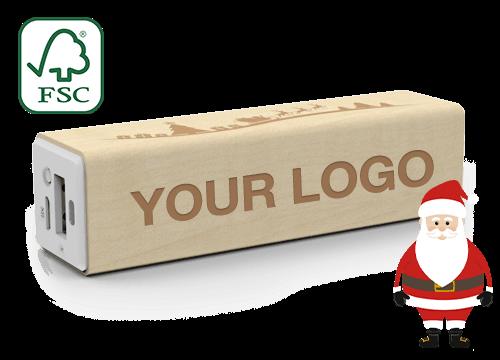 Maple Christmas - Custom Portable Charger