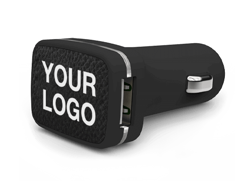 Master - Promotional USB Car Charger