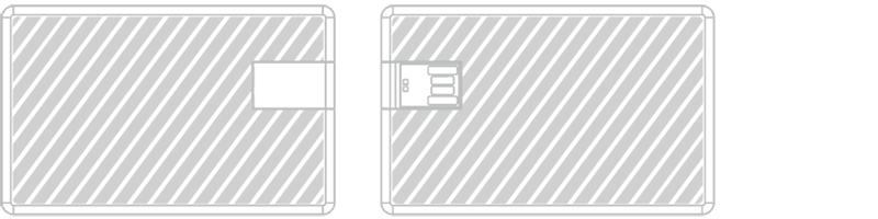 USB Card Laser Engraving