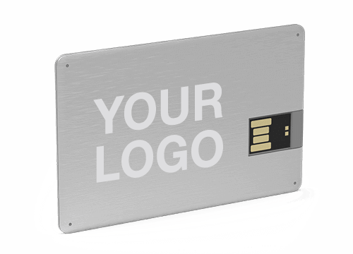 Usb Business Cards Printed With Your Logo