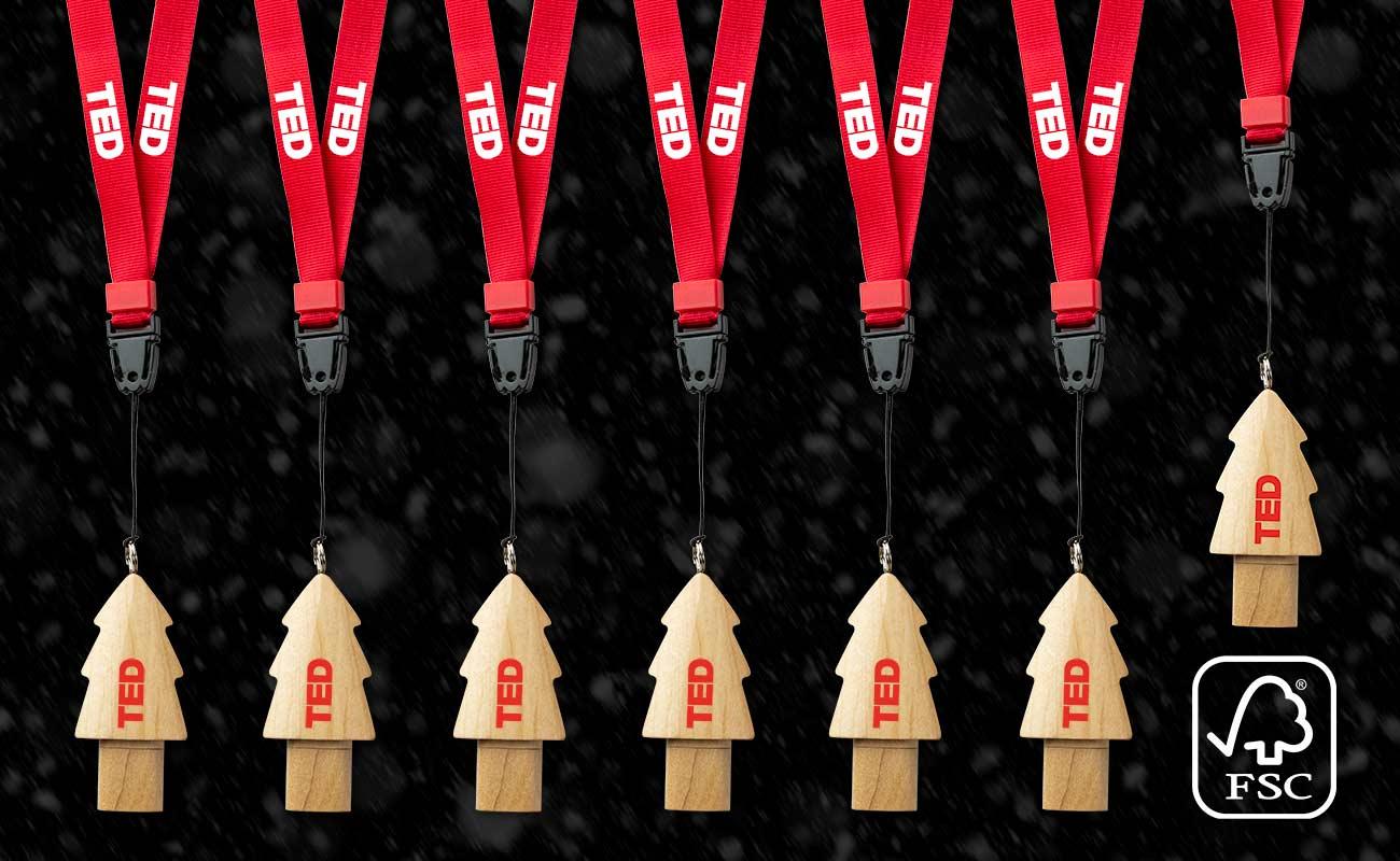 Christmas - Custom USB Drives