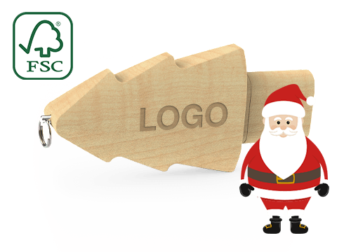 Christmas - Personalized USB Drives