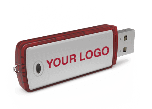 Classic - Personalized Flash Drives