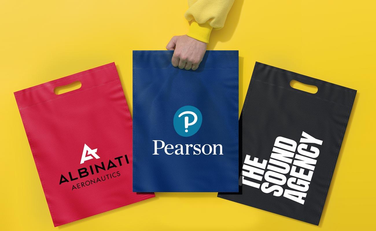 Compact - Custom Die Cut Bags