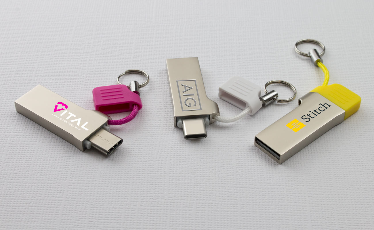Lynx - Custom USB Drives