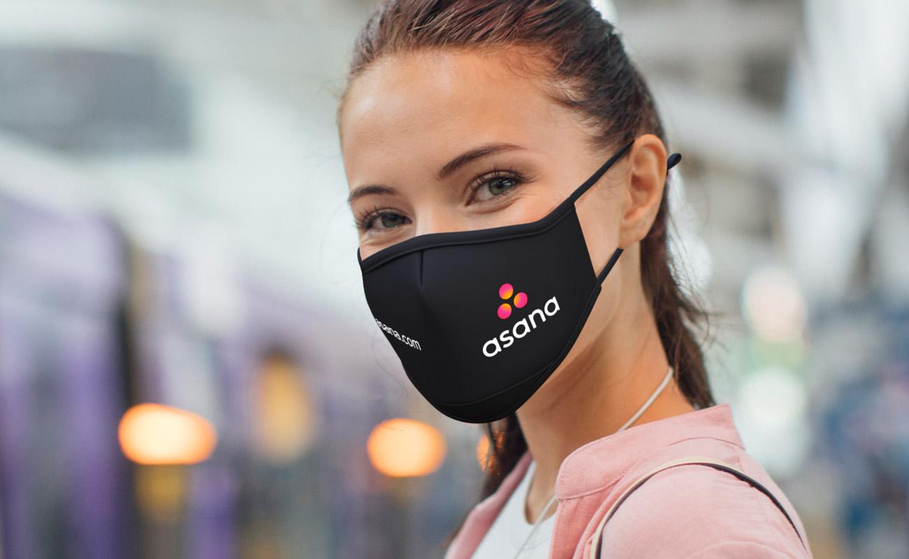 Sky iON - Custom Face Mask