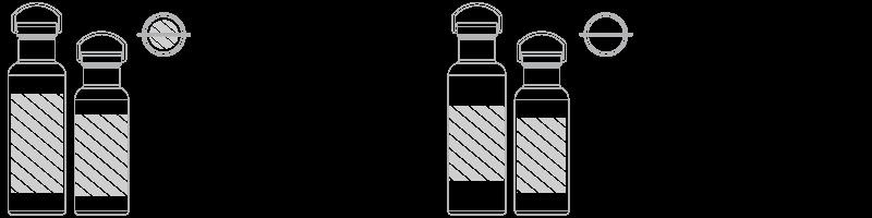Water Bottle Screen Printing