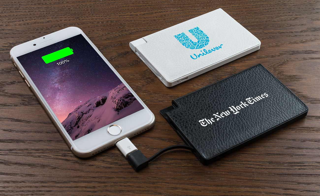 Tour - Custom Portable Charger