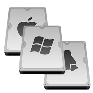 Alloy Volume Label